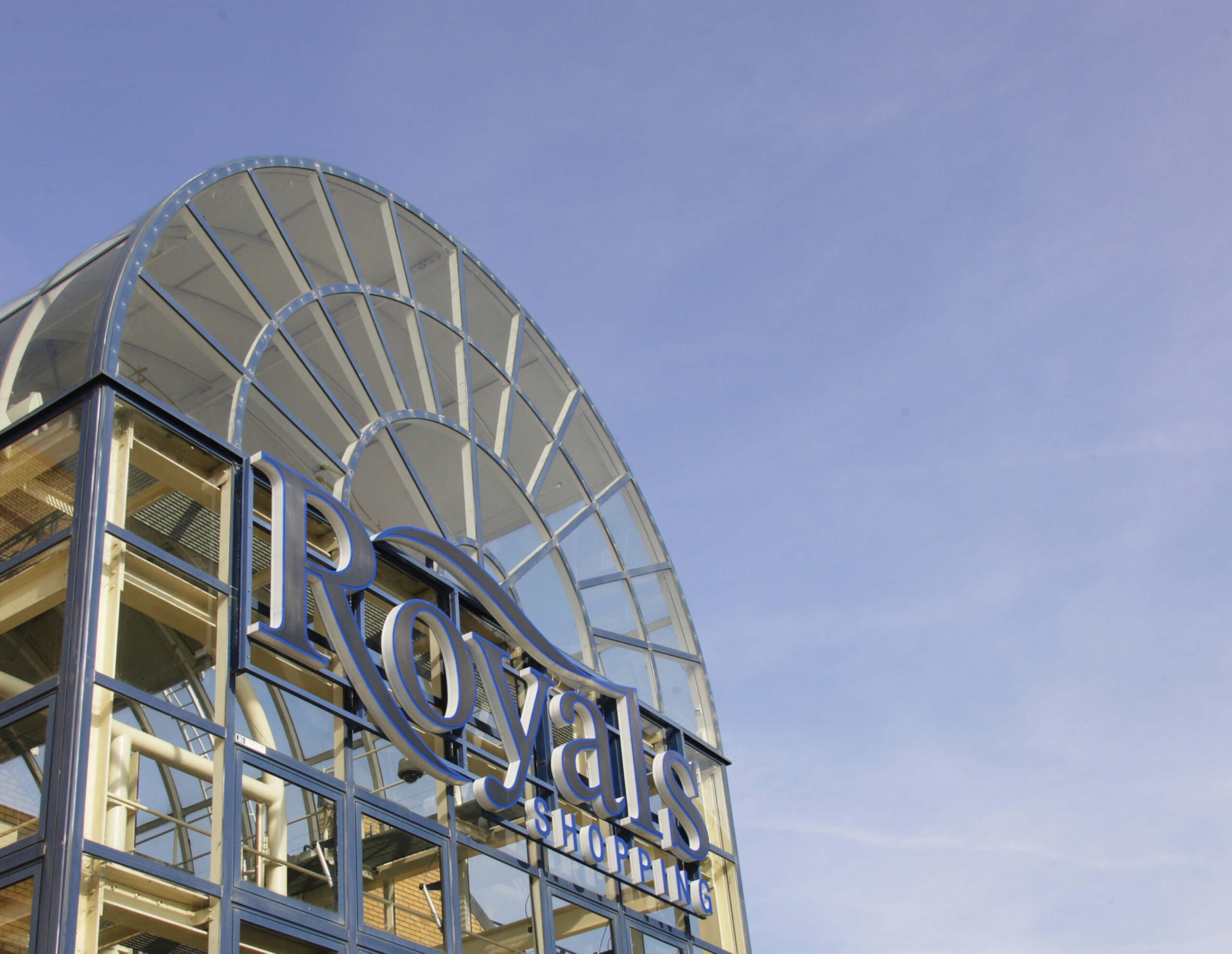 The royals shopping centre southend